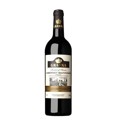 卡纳赤霞珠干红葡萄酒