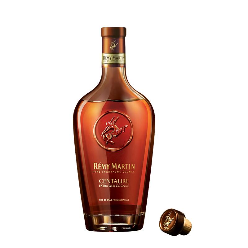 人头马(Rémy Martin)洋酒 诚印优质香槟区干邑白兰地 700ml