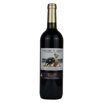 阿苪娜斗牛士干红葡萄酒